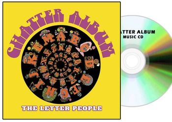 Letter People CD Vol 2: ALPHA ONE - The Chatter Album