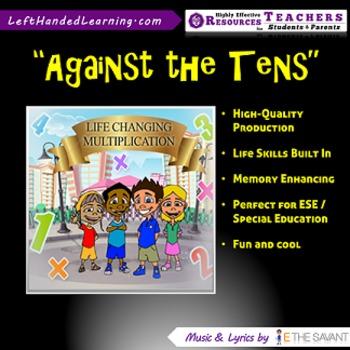 "Original Multiplication Songs - ""Against the Tens"" for ESE + Life Skills"