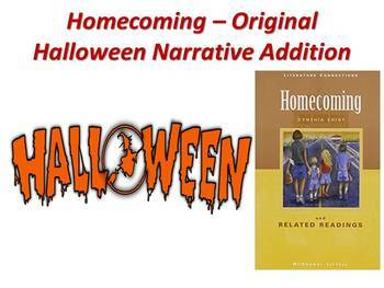 Original Narrative Addition to Homecoming - Halloween Special