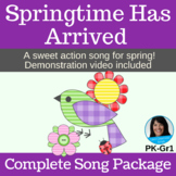 "Original Performance Song | ""Springtime Has Arrived"" 