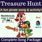 "Original Pirate Song | ""Treasure Hunt"" 