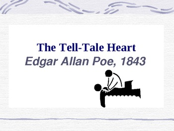 "Original Power Point Presentation of ""The Tell-Tale Heart"""
