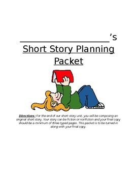 Original Short Story Planning Packet