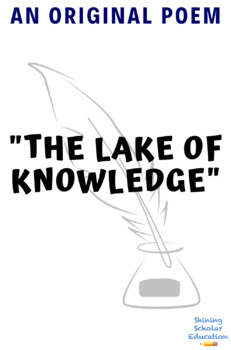 Original poem: The Lake of Knowledge