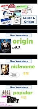 Origins ESL Lesson - Names and Introductions.