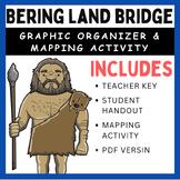 Bering Land Bridge - Graphic Organizer