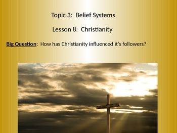 Origins and Beliefs of Christianity