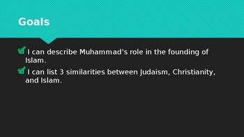 Origins of Islam