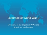 Origins of World War 2 and America's Involvement