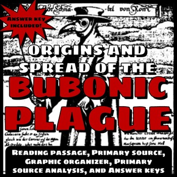 Origins of the Bubonic Plague: Reading and Primary Source Activity