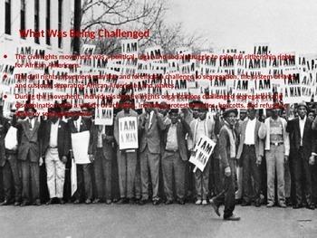 Origins of the Civil Rights movement