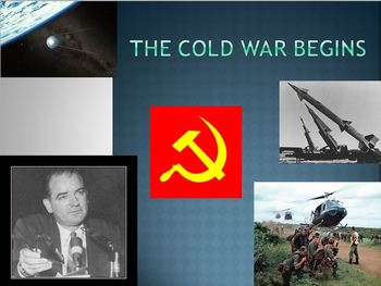 Origins of the Cold War PowerPoint Lesson