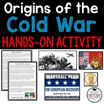 Origins of the Cold War Visual Summary - Hands-on Activity (baggies)