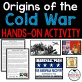 Cold War Origins - Visual Summary - Hands-on Activity (baggies)