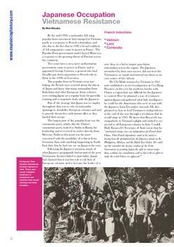 Origins of the Vietnam War: Part One