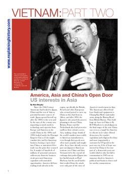 Origins of the Vietnam War: Part Two