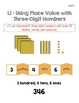 Origo Grade 3 Stepping Stones Module 1, Lesson 1 Cover Sheet SAMPLE