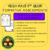 Origo Math 2nd Grade Module 3 Lessons 9-12 Formative Assessment