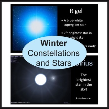 Orion Pleiades Constellations ppt
