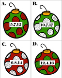 Ornament Fact Families