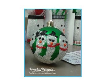 Ornament Gift Tag {FREEBIE}