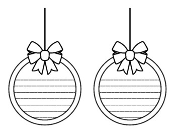 Ornament Gift for Parents