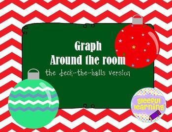 Ornament Graph Around the Room