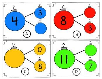 Ornament Number Bonds