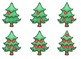 Ornament Number Matching