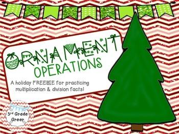 Ornament Operations: FREEBIE!