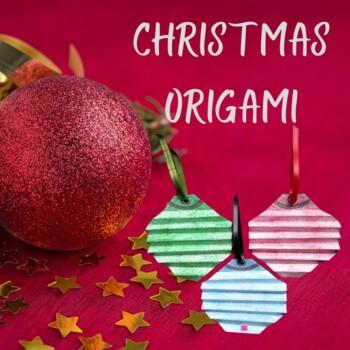 Ornament Origami