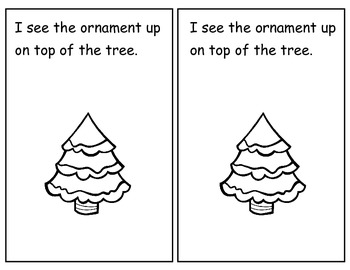 Ornament Position Word Book