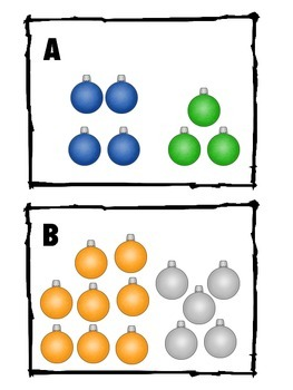 Ornament Task Cards