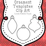 Ornament Templates: Clip Art