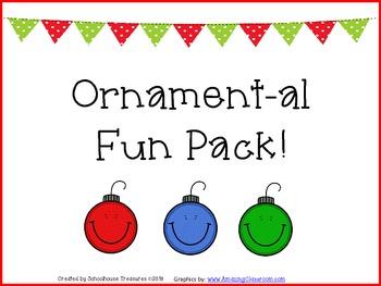 Ornament -al Fun Pack!