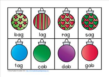 Ornaments CVC Race