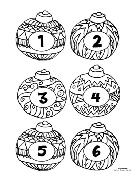 Ornaments Classroom Craft
