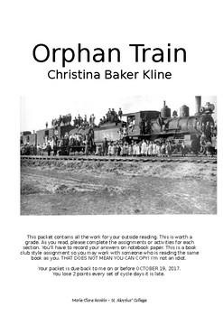 Orphan Train Unit