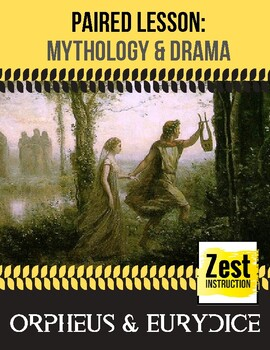 Orpheus & Eurydice: A Greek Mythology Lesson