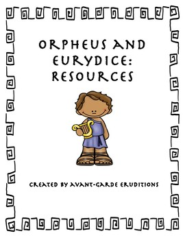 Orpheus and Eurydice: Resources
