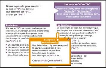 """French spelling and grammar in songs : Orthochanson """"La saleté"""""""