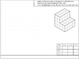 Orthographic Drawing Ell