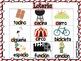 Ortografía: Lotería con palabras Ce y Ci