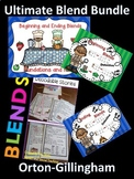 Orton-Gilligham Blends Decodable Stories and Activities Bu