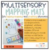 Phoneme- to- Grapheme Finger Spelling Templates- FULL VERSION