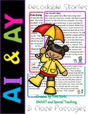 AI and AY Decodable Stories Orton Gillingham (Dyslexia/RTI)
