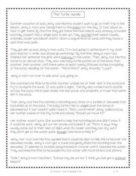 Orton-Gillingham Based Stories & Comprehension Sheets: Level Four