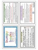 Orton-Gillingham BumpyBooks Flash Cards-Series 2 Digraphs