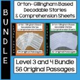 Orton Gillingham Bundle Levels 3 & 4