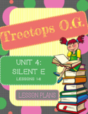 Orton Gillingham Complete Curriculum: Silent E Bundle Unit 4